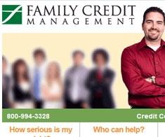 Family Credit Management
